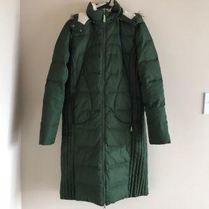 Lululemon Long Puffer Parka Jacket
